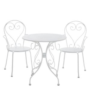 View Flores Metal 2 Seater Bistro Set details