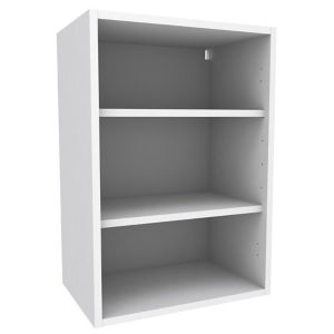 View Cooke & Lewis White Standard Wall Cabinet (W)500mm details
