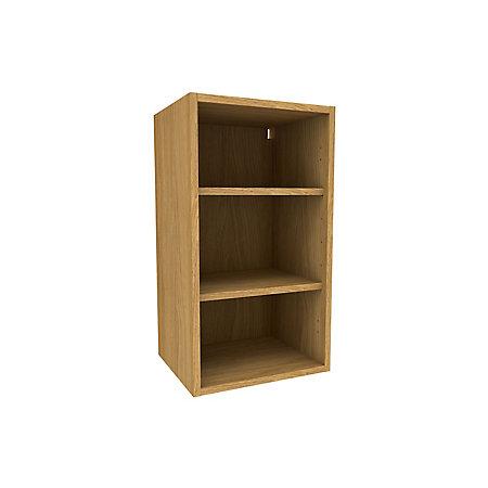 Cooke Lewis Oak Effect Deep Wall Cabinet W 400mm Departments Tradepoint