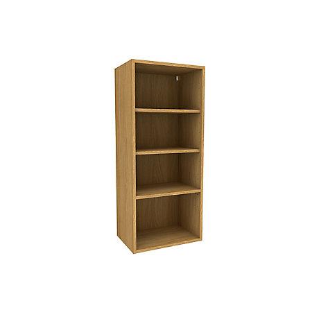 Cooke Lewis Oak Effect Deep Dresser Cabinet W 500mm