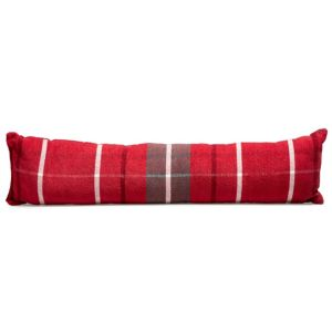 View Whistler Tartan Red Draught Excluder details
