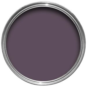B&Q/Cleaning & Decorating/Decorating and paint accessories/Colours Premium Any Room One Coat Blackcurrant Emulsion Paint 50ml Tester Pot