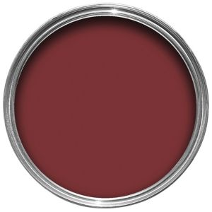 B&Q/Cleaning & Decorating/Decorating and paint accessories/Colours Premium Any Room One Coat Classic Red Emulsion Paint 50ml Tester Pot