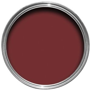 B&Q/Cleaning & Decorating/Decorating and paint accessories/Colours Premium Any Room One Coat Cool Cherry Emulsion Paint 50ml Tester Pot