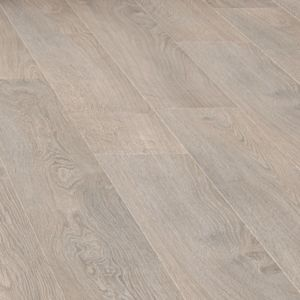 View Quick-Step Calando Light Grey Oak Effect Laminate Flooring 1.60m² details