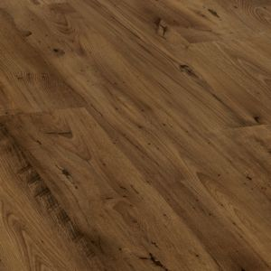 View Quick-Step Espressivo Reclaimed Dark Chestnut Effect Laminate Flooring 1.83 sq.m Pack details