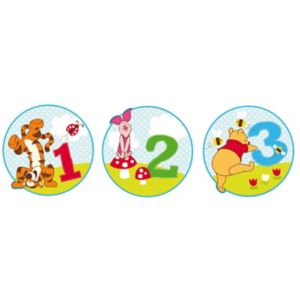 View Disney Winnie The Pooh Self Adhesive Wall Stickers (L)300mm (W)300mm details