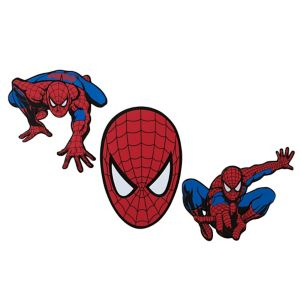 View Marvel Spiderman Self Adhesive Wall Stickers (L)300mm (W)300mm details