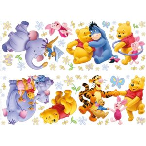 View Disney Winnie The Pooh Self Adhesive Wall Stickers (L)700mm (W)250mm details