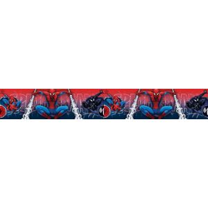 View Marvel Spiderman Multicolour Border details