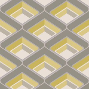 Image of Gold Geo Geometric Glitter Highlight Wallpaper