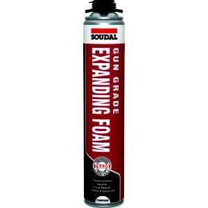 Image of Soudal Expanding foam 750 ml
