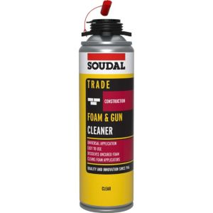 Image of Soudal Foam & Gun Cleaner 500 ml