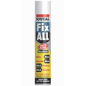 View Soudal 750ml Expanding Foam details