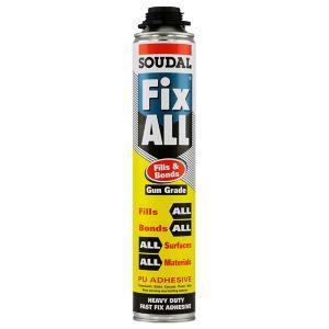 Image of Soudal Filler & adhesive 750 ml