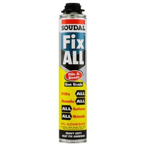Image of Soudal Filler & adhesive 750 ml