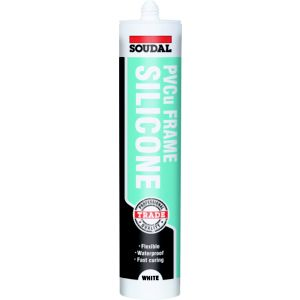 View Soudal White Flexible Glazing & Frame Sealant details