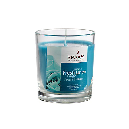 Fresh linen jar candle departments diy at b q for Bookmark creator jar