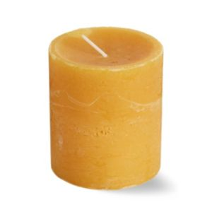 Image of Spaas Exotic wood Pillar candle Small