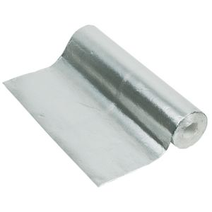 View Climaflex Foil Covered Polystyrene Radiator Reflector Roll (W)500 mm (L)5 M details
