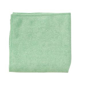 B&Q/Cleaning & Decorating/Cleaning Equipment/Rubbermaid Microfibre Green Pro Cloth