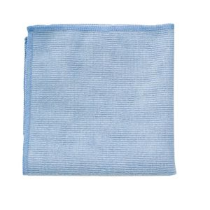B&Q/Cleaning & Decorating/Cleaning Equipment/Rubbermaid Microfibre Blue Pro Cloth  Pack of 120