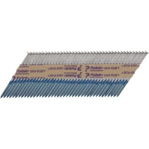 Image of Paslode 63mm Galvanised Collated nails & fuel cells Pack of 1100