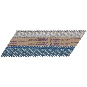 Image of Paslode 51mm Galvanised Collated nails & fuel cells Pack of 1100