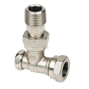 Image of Danfoss Chrome-plated Thermostatic radiator valve