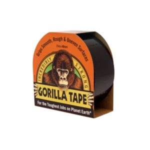 Image of Gorilla Black Tape (L)11M (W)50mm