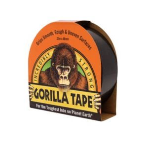 Image of Gorilla Black Tape (L)32M (W)50mm