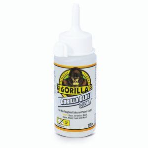 Image of Gorilla Clear Glue 110ml