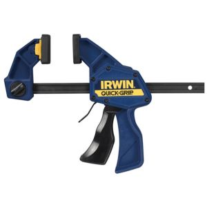 View Irwin Plastic & Steel Quick-Change Bar Clamp (L)100mm details