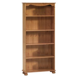 View Malmo Antique Effect Bookcase (H)1661mm (W)767mm (D)270mm details