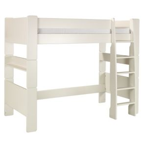 View Wizard Off White MDF Bed Frame (H)1.643 M (W)2.06 M (D)1.14 M details