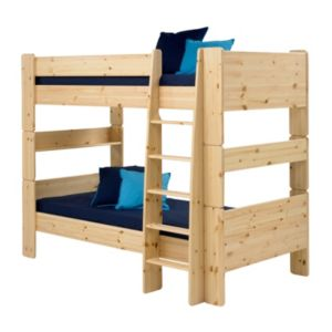 View Wizard Pine Bunk Bed (H)1.643 M (W)2.06 M (D)1.14 M details