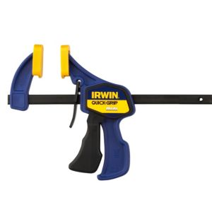 View Irwin Plastic & Steel Mini Bar Clamp (L)150mm details