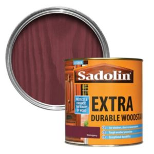 View Sadolin Extra Durable Mahogany Woodstain 1L details