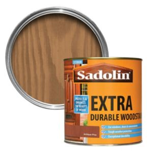 View Sadolin Extra Durable Antique Pine Woodstain 1L details