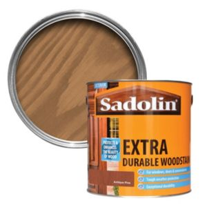 Image of Sadolin Antique pine Woodstain 2.5L