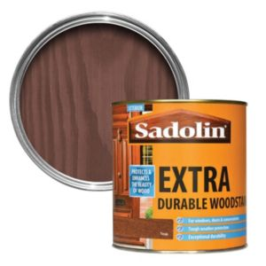 View Sadolin Extra Durable Teak Woodstain 1L details