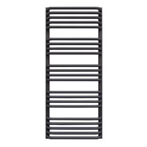 Image of Terma Alex Modern grey Towel warmer (H)1140mm (W)500mm