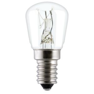 View GE Small Edison Screw (E14) 15W Incandescent Appliance Light Bulb details