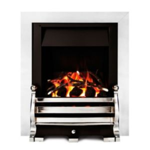 Image of Fairfield Inset Open Fronted Multiflue Gas Fire