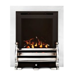 Image of Fairfield Glass Fronted Inset High Efficiency Multiflue Gas Fire