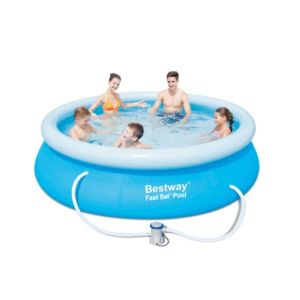 Image of Bestway Circular D305 x H76cm Plastic Swimming Pool