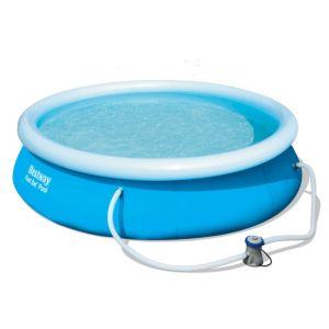 Image of Fast Set Round Plastic Pool L3.05 x W3.05 x H0.76M
