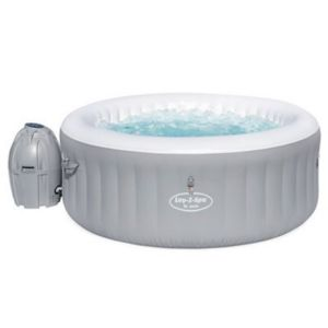 Image of Lay-Z-Spa Saint Lucia Airjet 3 person Hot tub