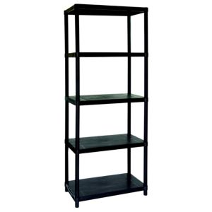 View Keter 5 Shelf Plastic Shelving Unit details