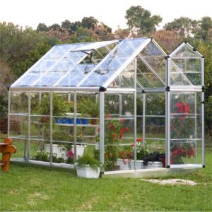 View Snap & Grow 6X8 PG Greenhouse details